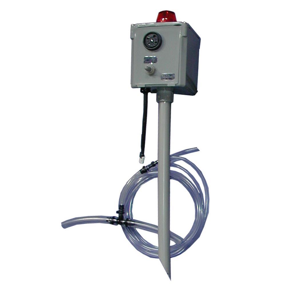 Aero-Stream Alert Alarm Pressure