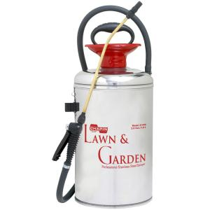 Chapin 2 Gal. Lawn and Garden Series Stainless Steel Sprayer 31440 by Chapin
