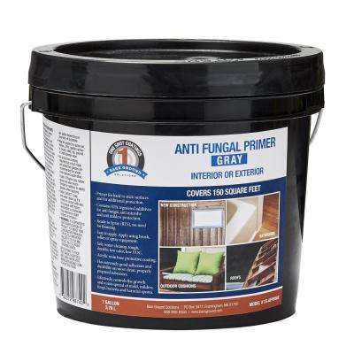 1 gal. Gray Anti-Fungal Primer