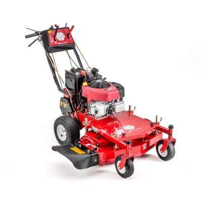 32 in. Briggs & Stratton Electric Start W/Recoil Backup Gas Self Propelled Walk Behind Mower