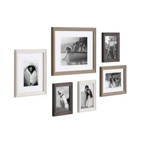 EUROLINE35 Picture Frame 65x65 or 65x65 cm with Entspiegeltem Acrylic Glass