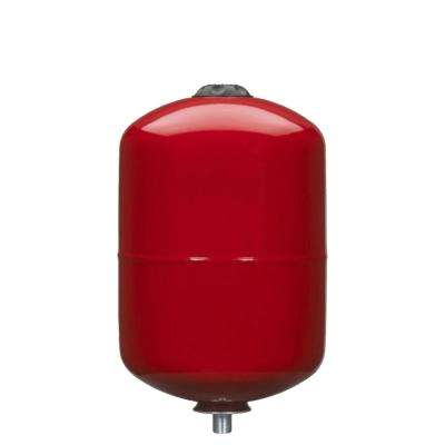 6.6 gal. 35 psi Pre-Pressurized Vertical Solar Water Heater Expansion Tank 120 psi