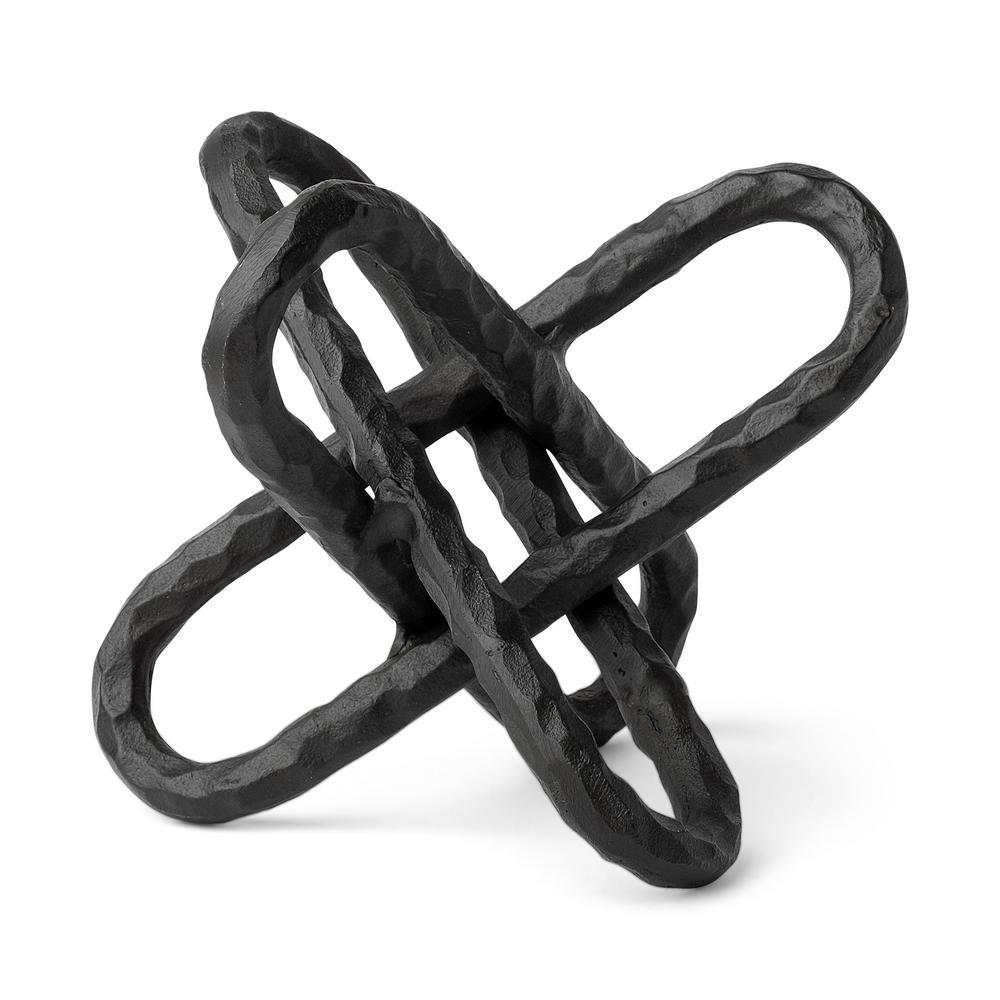 Wilhelm II Black L Decorative Object