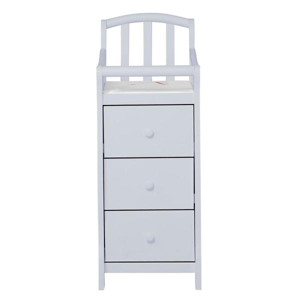 Casco in Pebble Grey 4-in-1 Mini Crib and Changing Table
