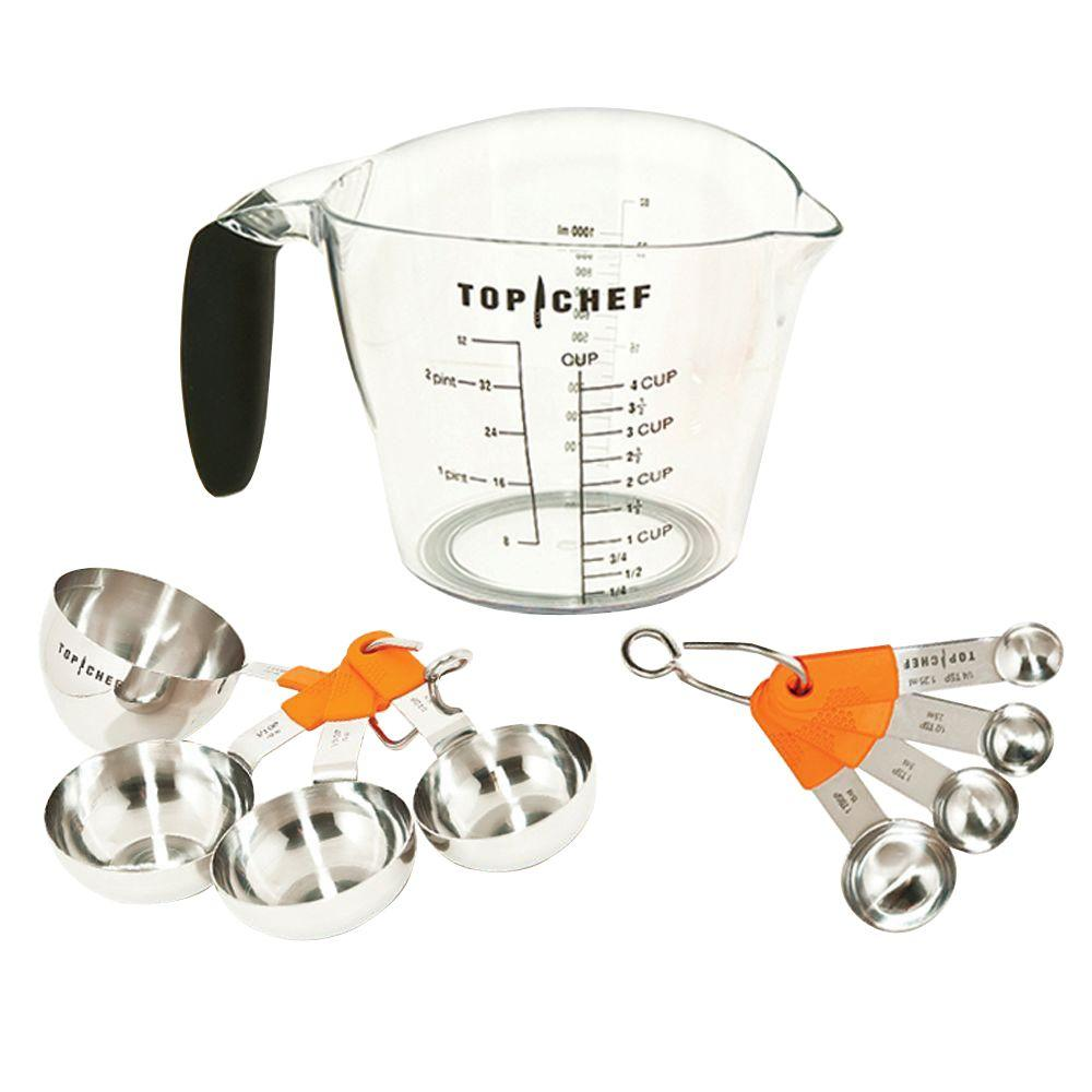 null Top Chef Measuring Set-DISCONTINUED