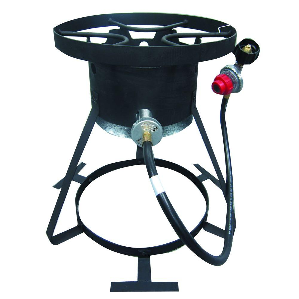 RiverGrille Outdoor Cooker Stand-TF2034901-RG - The Home Depot