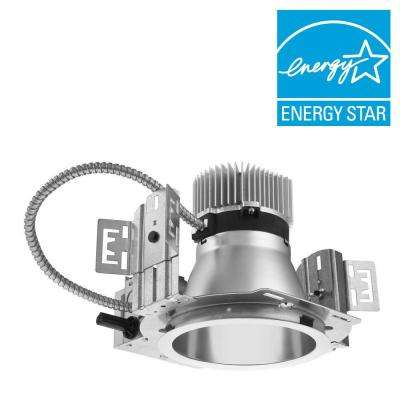 6 in. Recessed LED New Construction Commercial Downlight Housing