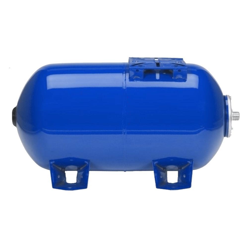 10.6 gal. 30 psi Pre-Charged Horizontal Pressure Tank 145 psi