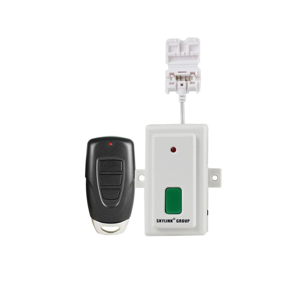 3 Button Key Chain Universal Remote Control Kit