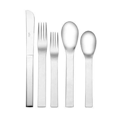 Aria 20-Piece Stainless Steel Flatware Set