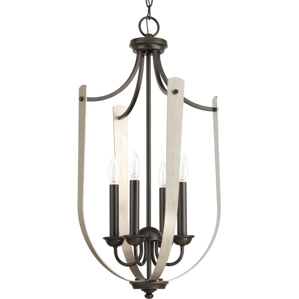 Noma Collection 4 -Light Antique Bronze Pendant