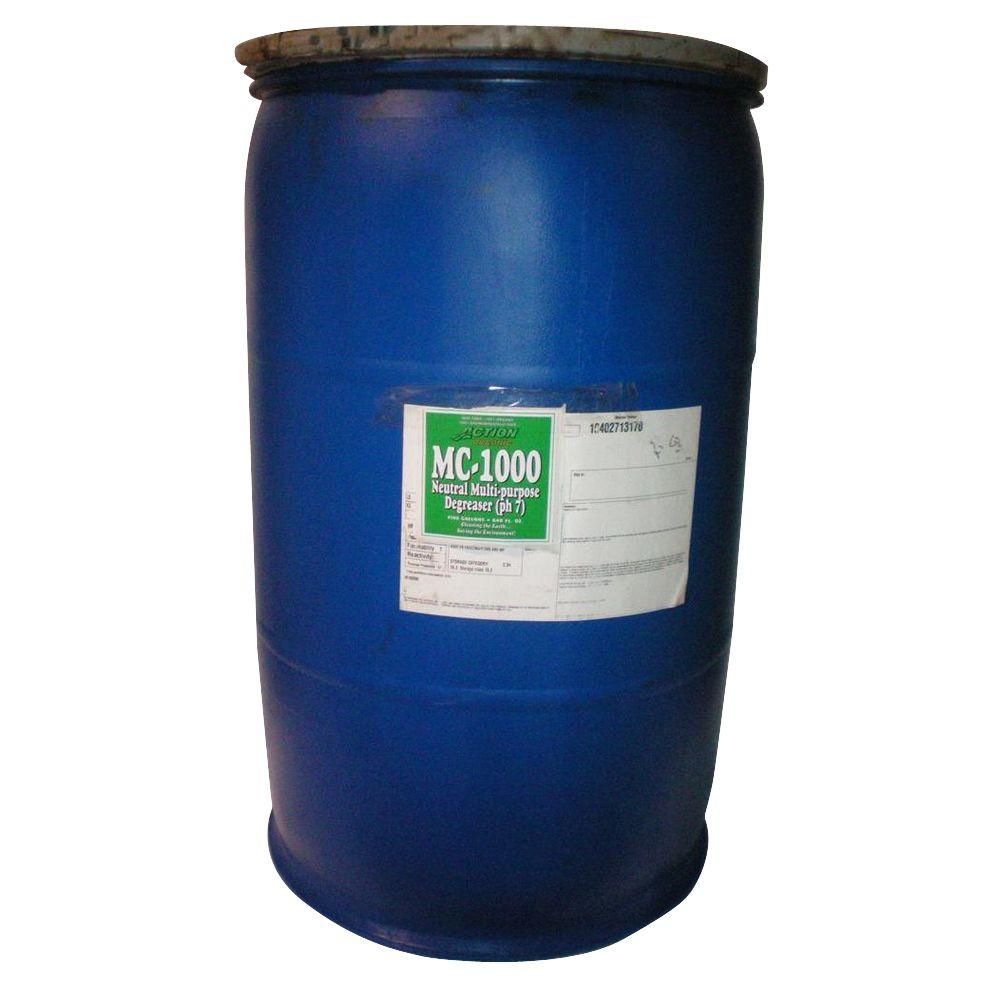 55 Gal. Drum Organic Neutral Cleaner and Degreaser (at 50% Concentrate)