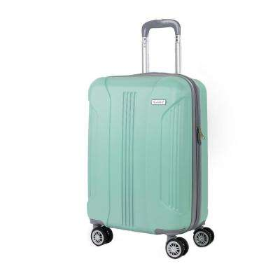 Sierra Mint 20 in. Carry-On Expandable Hardside Spinner Luggage