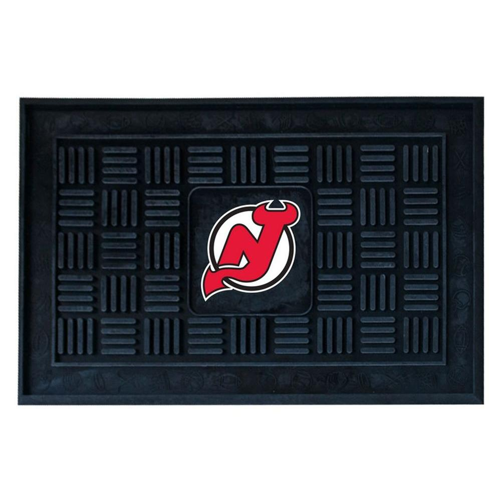 New Jersey Devils 18 in. x 30 in. Door Mat
