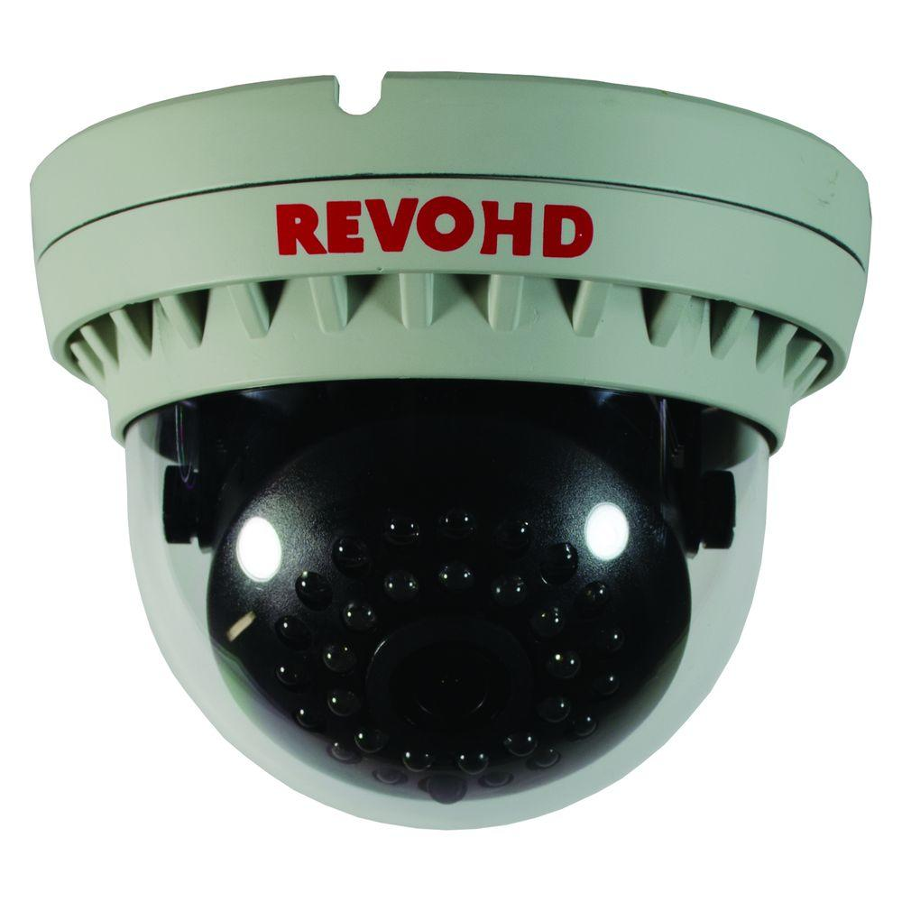 Wired HD IP 2.1 Megapixel Indoor Dome Survellance Camera
