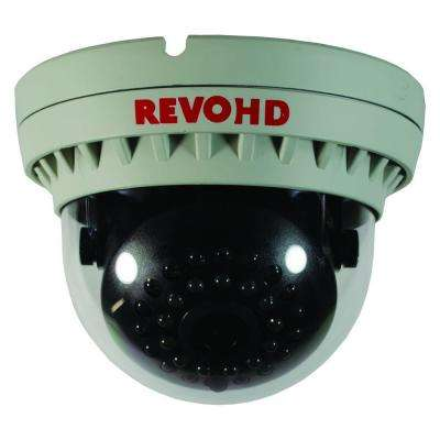 Wired HD IP 2.1 Megapixel Indoor Dome Survellance Camera