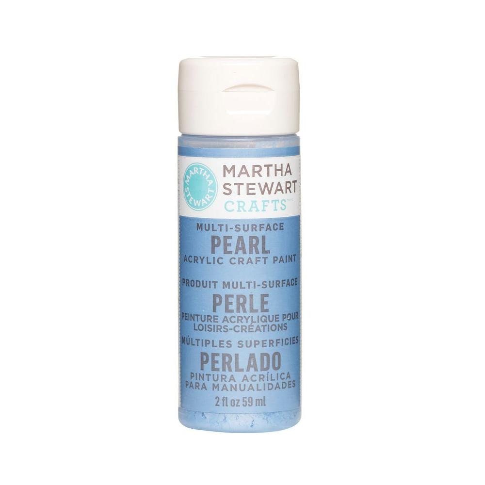 Martha Stewart Crafts 2-oz. Gazing Ball Multi-Surface Pearl Acrylic Craft Paint