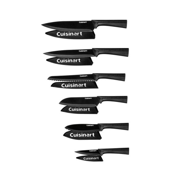 Cuisinart Advantage 12-Piece Knife Set C55-12PMB