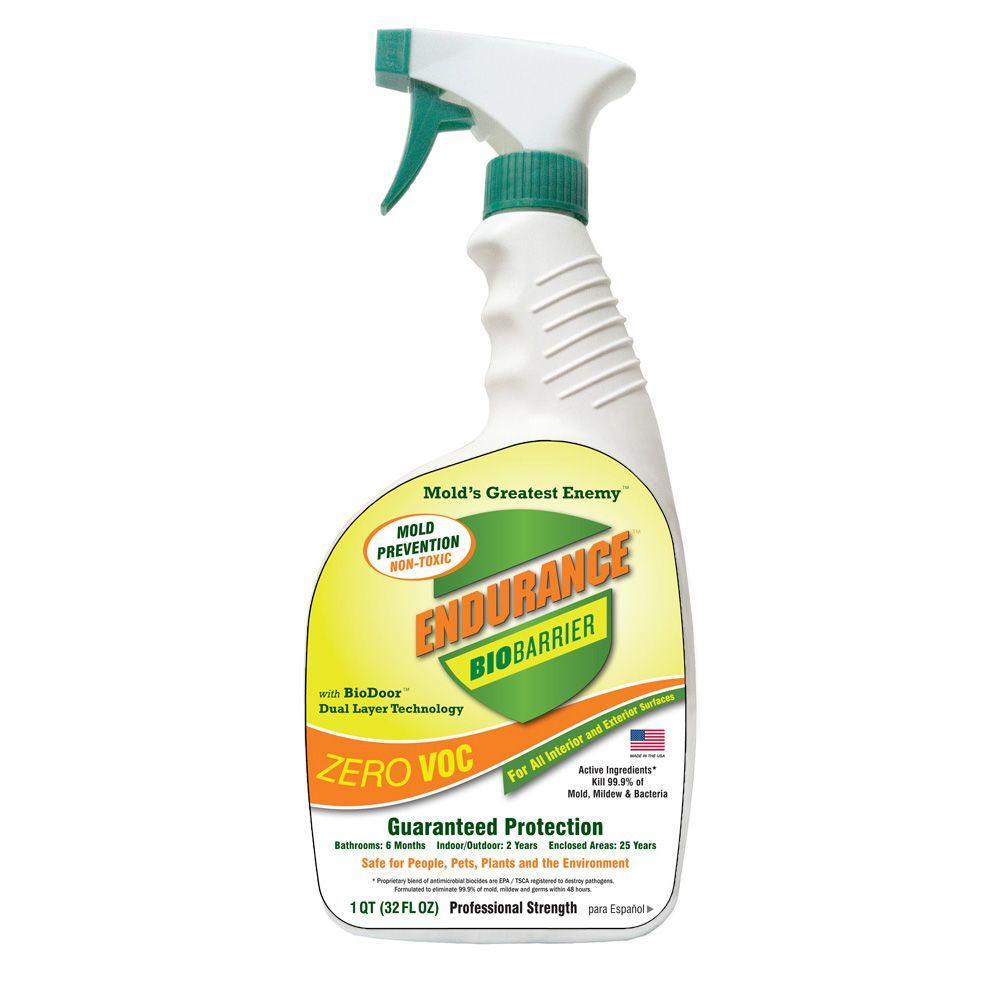 Endurance BioBarrier 32 oz. Mold Prevention Spray