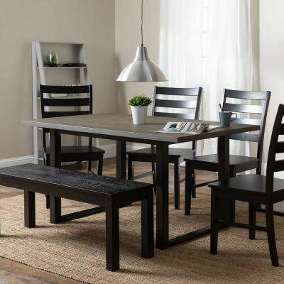 Stupendous Bench Seating Wood Black Dining Room Sets Kitchen Pdpeps Interior Chair Design Pdpepsorg