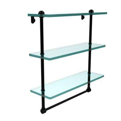 Black - Bathroom Shelves - Bathroom Cabinets & Storage - The Home Depot