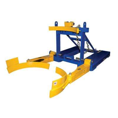 800 lb. Fork Mounted Poly Drum Handler