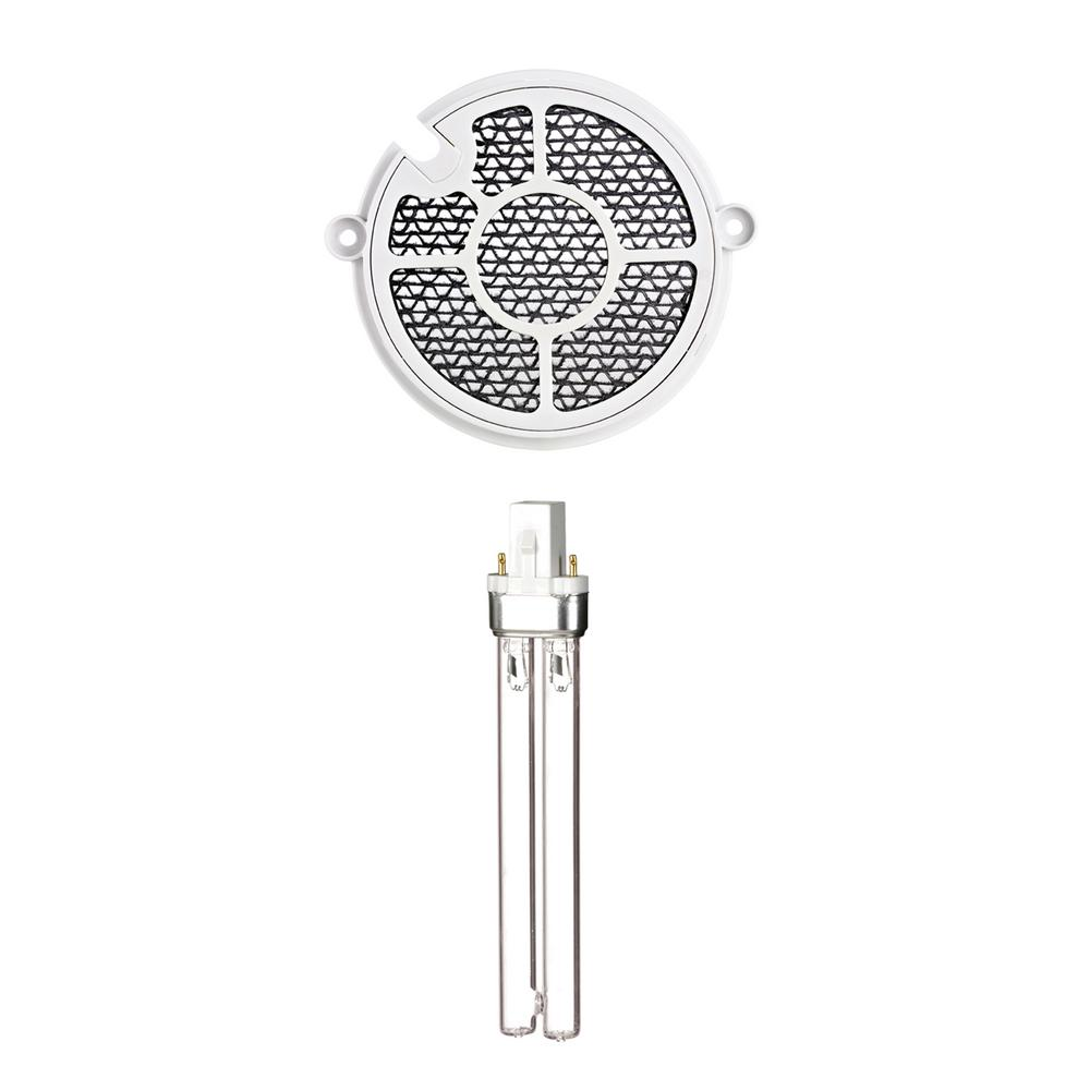 Replacement Bulb and Filter for EV9102 and GG3000 Air Sanitizers