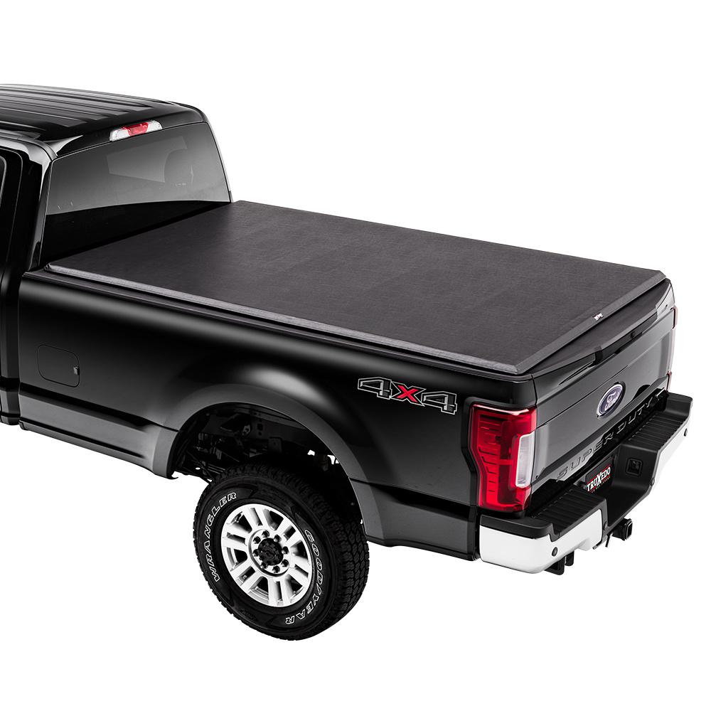 Truxedo Truxport Tonneau Cover 08 16 Ford F250 350 450 8 Ft X 2 In Bed 269601 The Home Depot