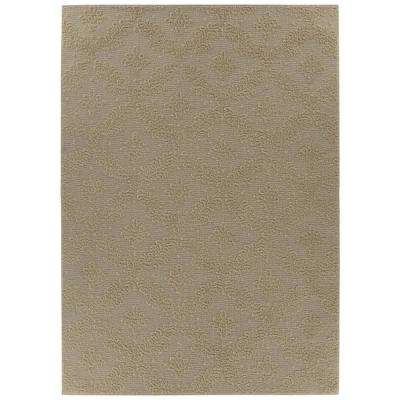 Charleston 9 Ft. x 12 Ft. Area Rug Tan