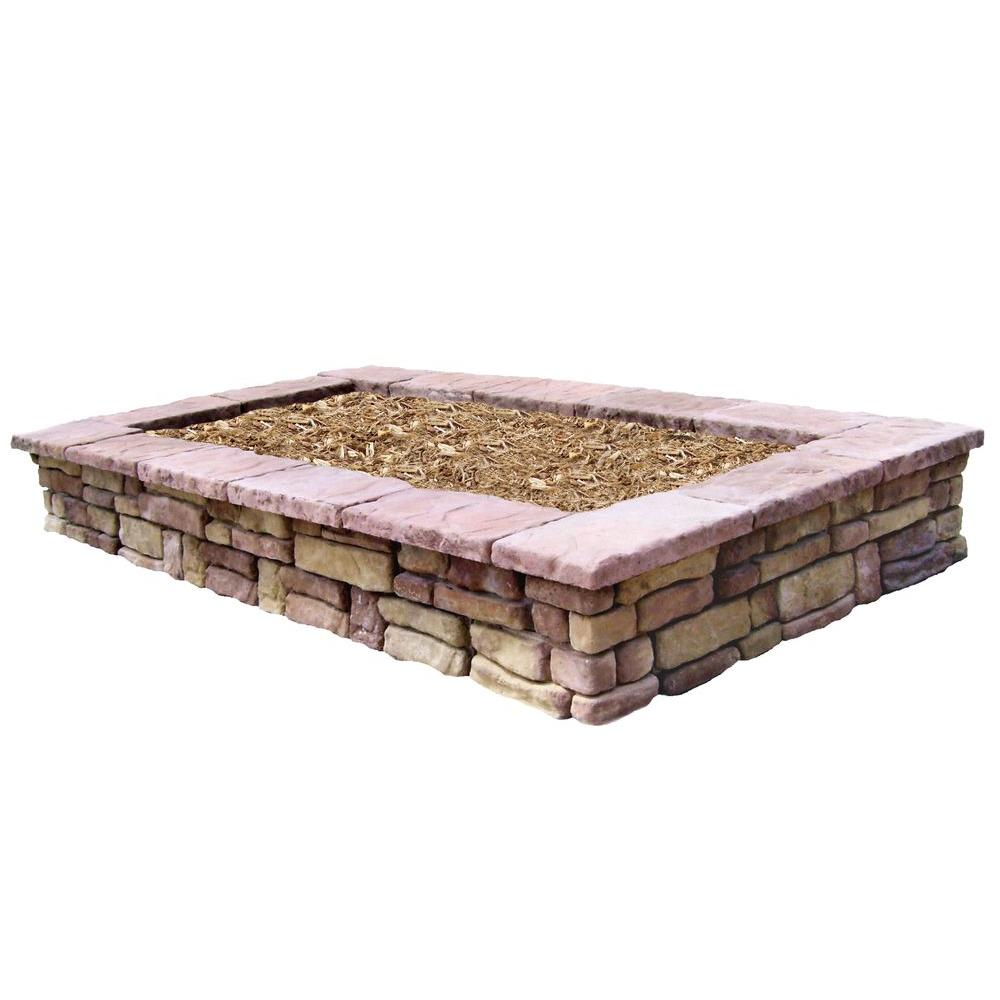 Rectangular Decorative Outdoor Planter