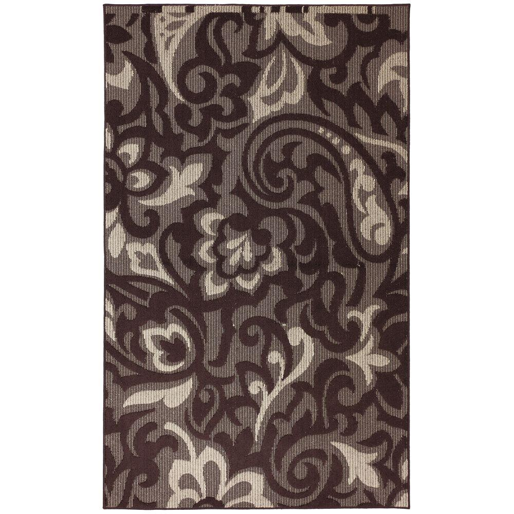Mohawk Home Forte Ermine Oyster 10 ft. x 13 ft. Area Rug