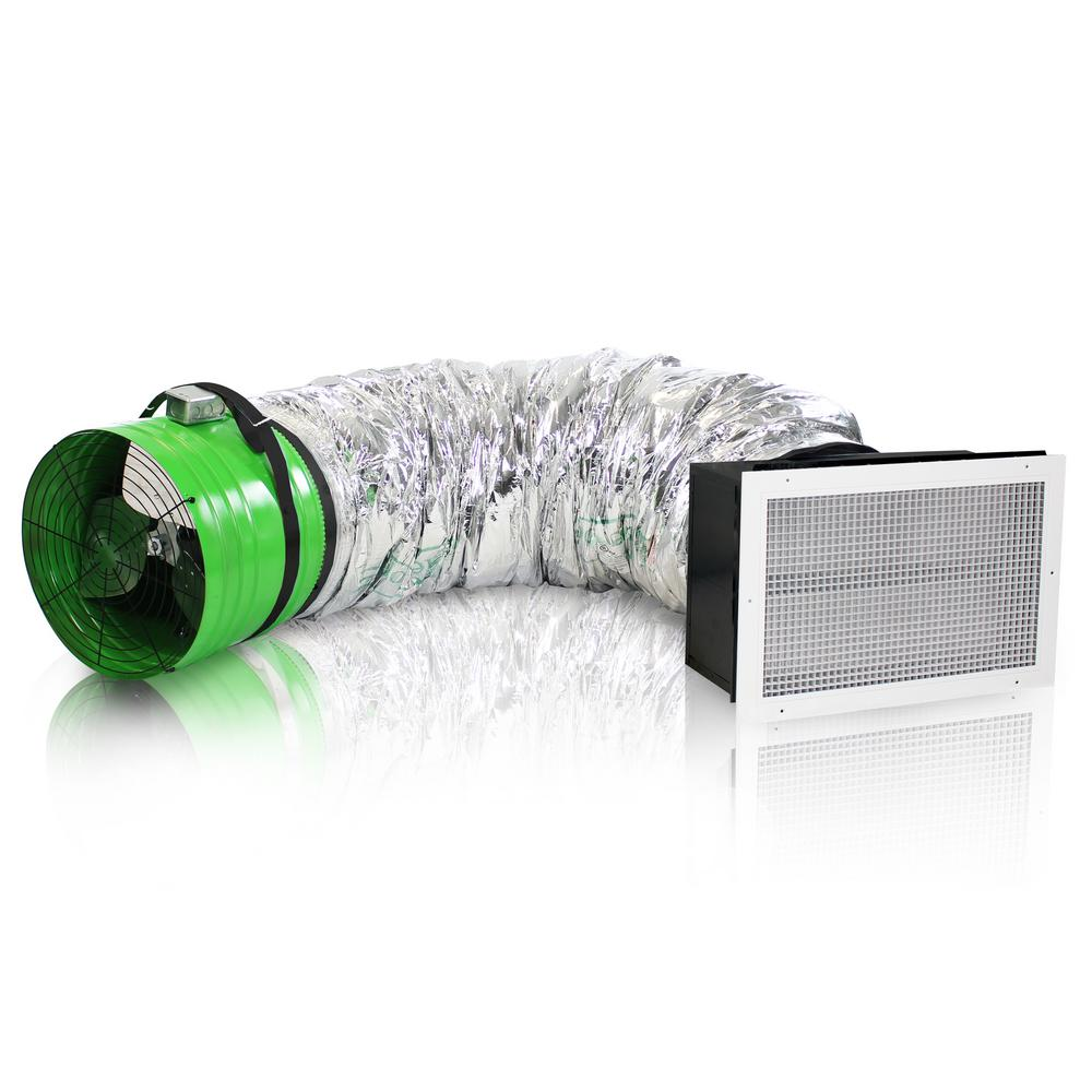 Quietcool energy saver es 3100 advanced direct drive whole for Cool house products