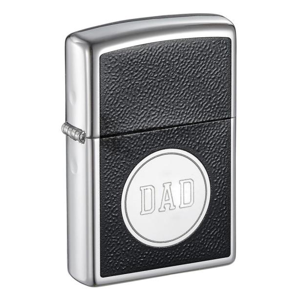 Zippo Black Enable Design Father's Day Lighter