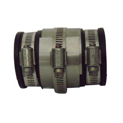1-1/2 in. Flexible PVC Shielded Coupling