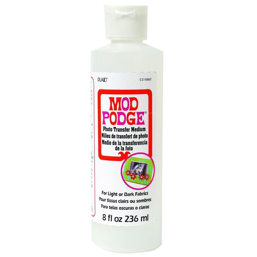 Mod Podge 8 oz. Photo Transfer Medium