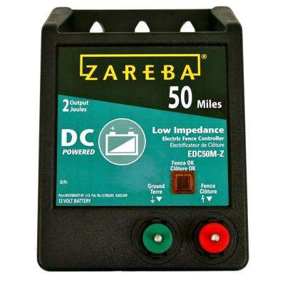 50 Mile Battery Operated Low Impedance Charger