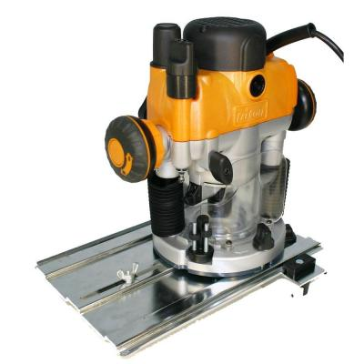 110-Volt Precision Dual Mode Router with Plunge