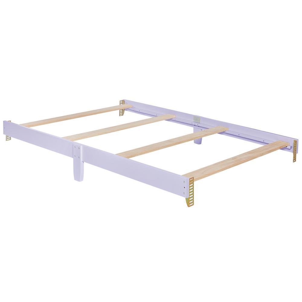 Dream On Me Universal Lavender Full Size Bed Rail 1 Pack 849 Li