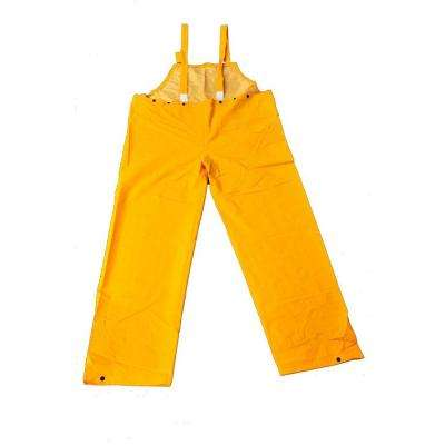 35 mm 2X-Large Heavy Weight PVC Over Polyester Overall