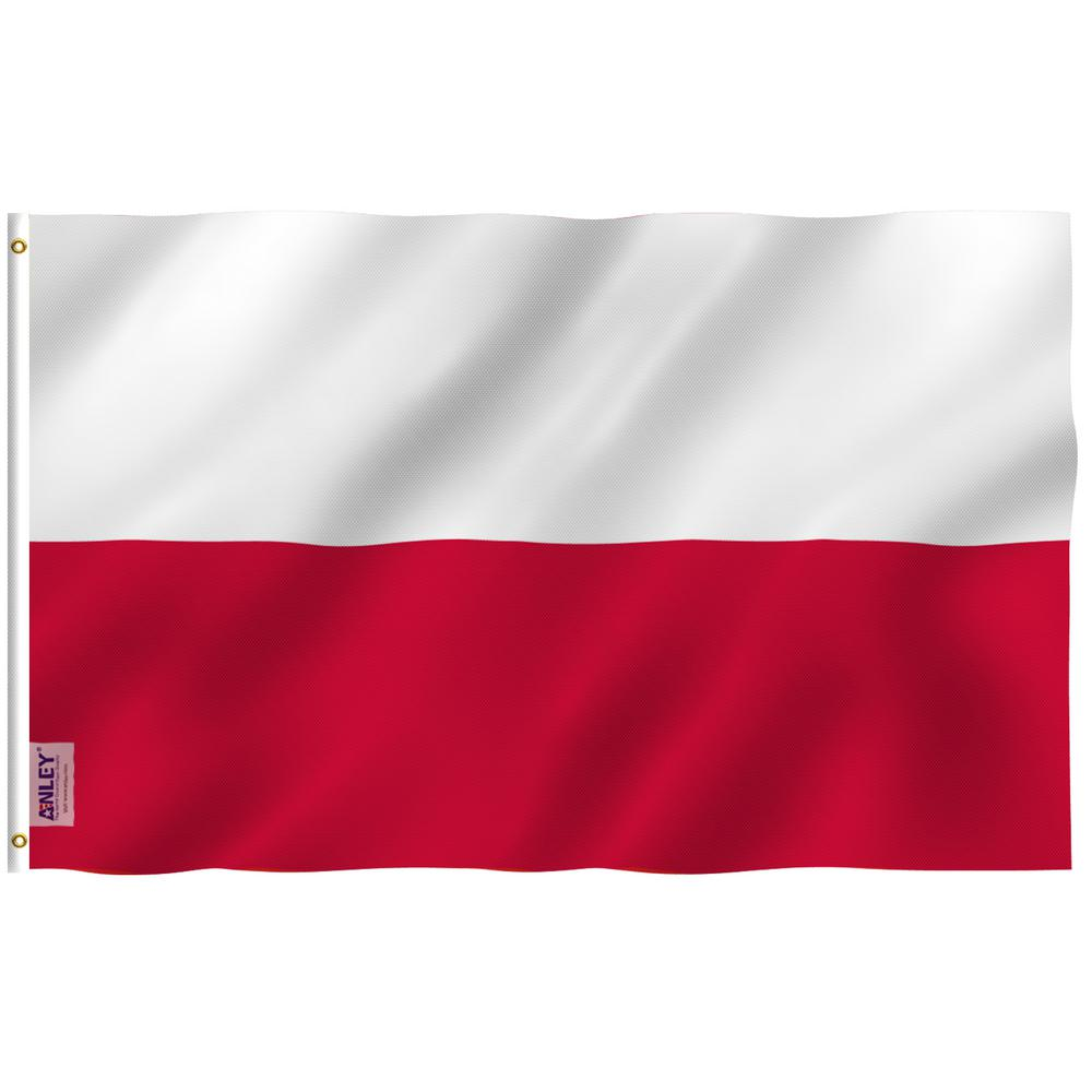 Anley Fly Breeze 3 Ft X 5 Ft Polyester Poland Flags 2