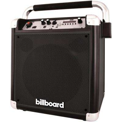 Thunder 40-Watt Powered Speaker in Black