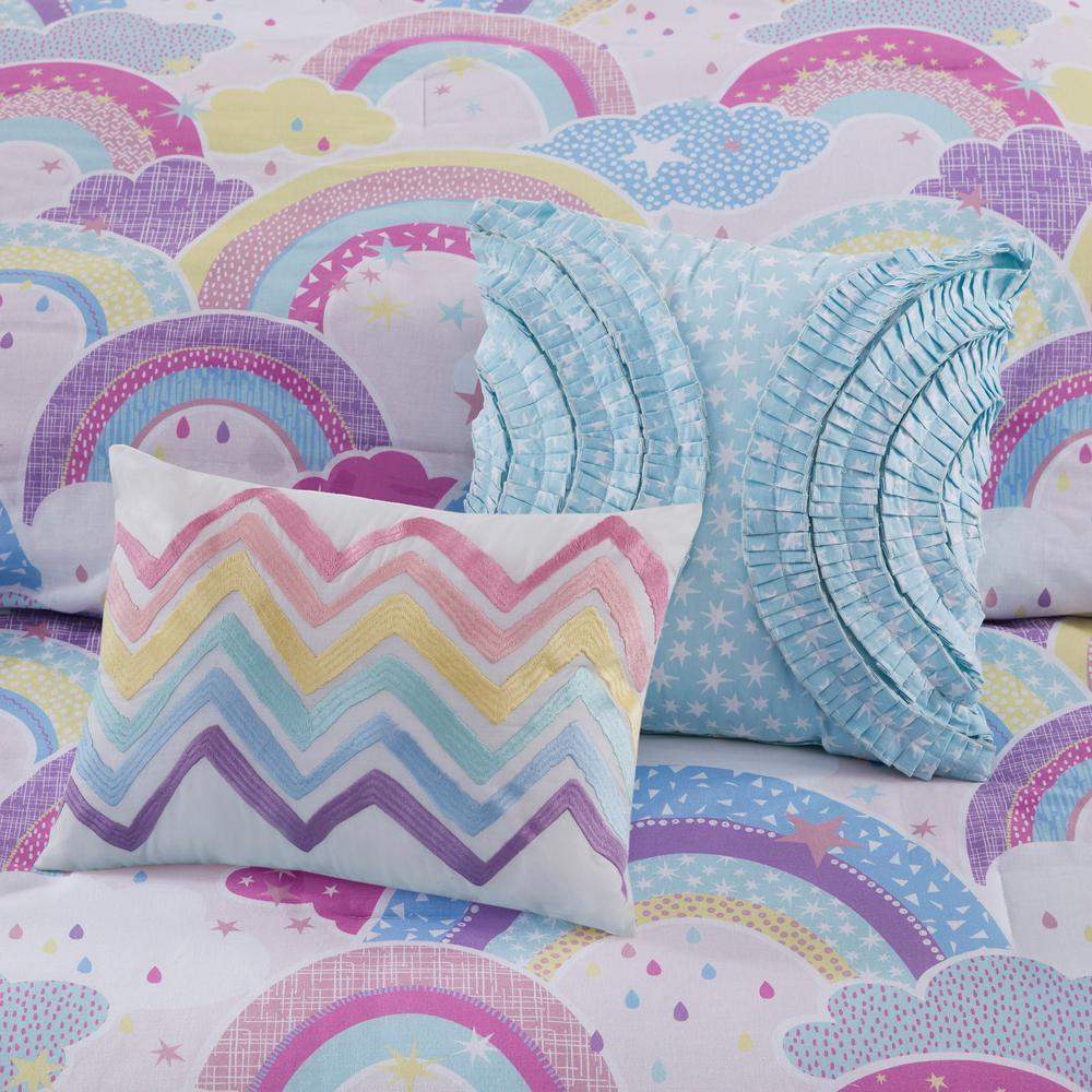 UHK Lucy Reversible Comforter Set