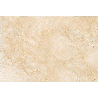 Trav Chiseled Umbria Savera 15.98 in. x 24 in. Travertine Floor and Wall Tile (2.67 sq. ft.)