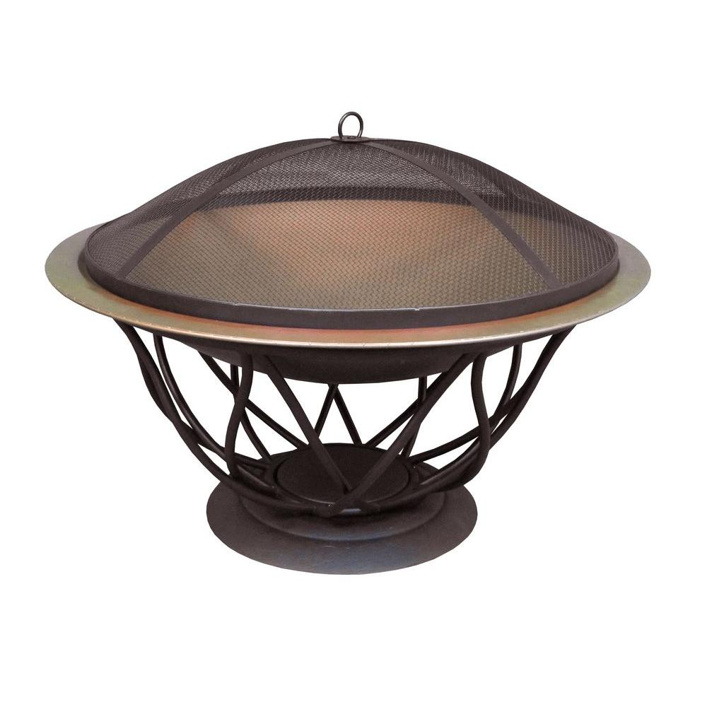 Maison ... - Hampton Bay - Fire Pits - Outdoor Heating - The Home Depot