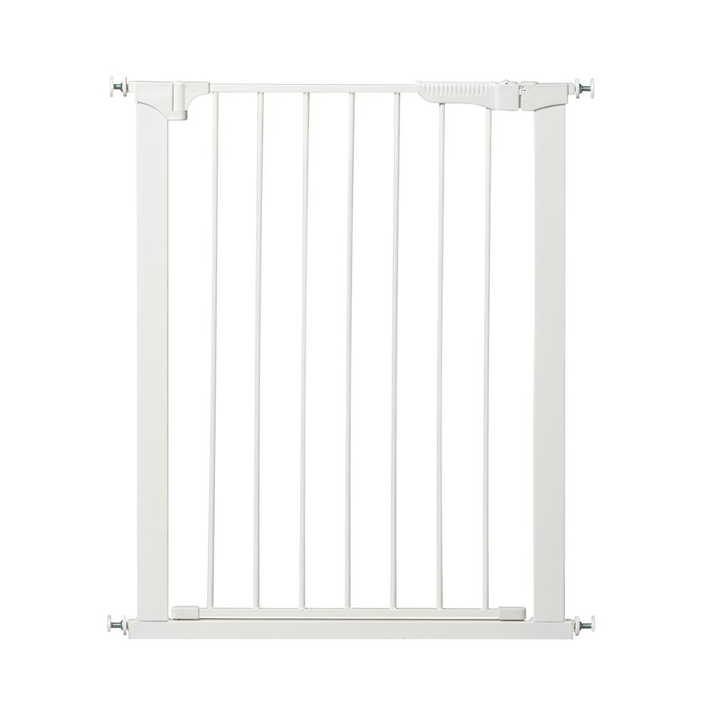 Kidco 36 In H Pressure Mount Gate Tall And Wide Auto