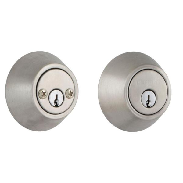 Stainless Steel Double Cylinder Deadbolt