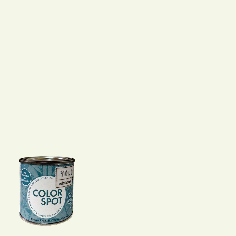 YOLO Colorhouse 8 oz. Imagine .03 ColorSpot Eggshell Interior Paint Sample-DISCONTINUED