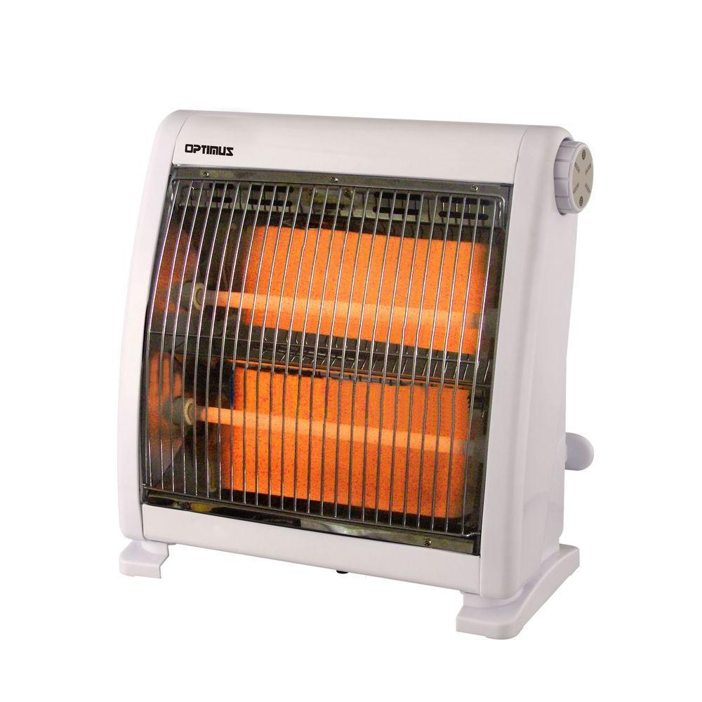 Optimus 400-Watt to 800-Watt Infrared Quartz Radiant Heater