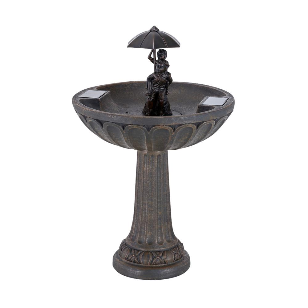 Concrete - Fountains - Outdoor Decor - The Home Depot