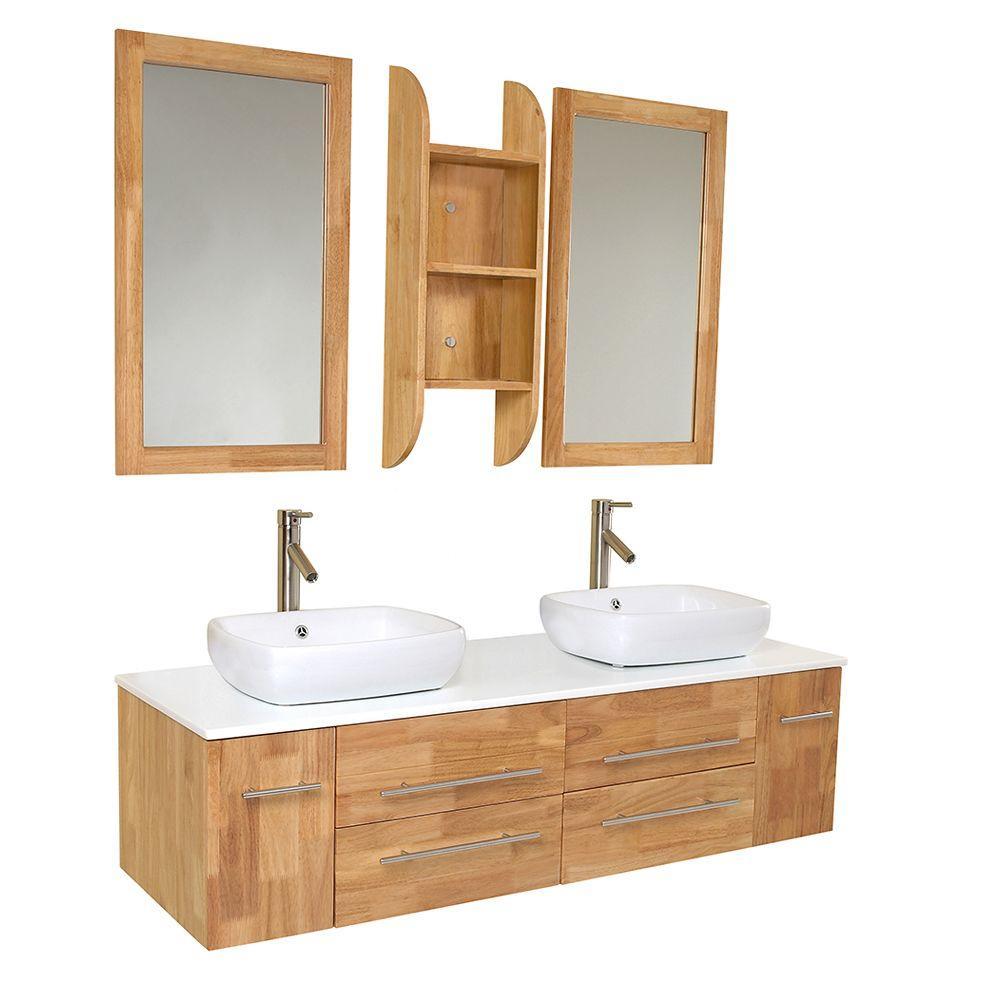 Fresca bathroom